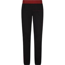 La Sportiva Epoc Jeans Damer, black/beet